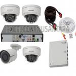 Paket CCTV 4 Channel Hikvision Murah dan Bergaransi