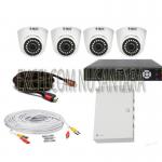 Paket CCTV G-LENZ 4 CH Murah dan Bergaransi